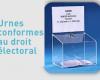 Urnes conformes au droit électoral
