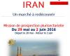 IRAN Un marché à redécouvrir