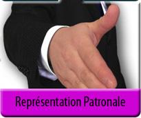 Représentation Patronale